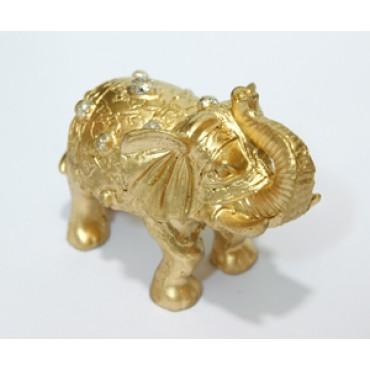Altın Sarısı Aynalı Fil