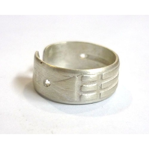 Atlantis Yüzüğü - Atlantis Ring 925 Ayar Gümüş