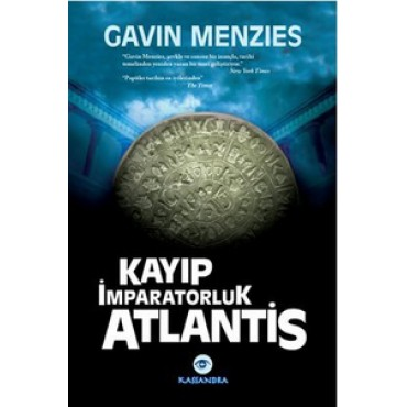 Kayıp İmparatorluk Atlantis - Gavin Menzies