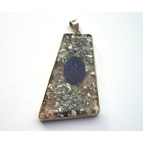 Lapis Lazuli Orgonit Kolye