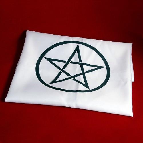 Pentagram Altar Örtüsü 45cm