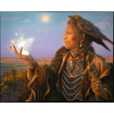 Şaman Gücü Usta Eğitimi - Shaman Power Master Training