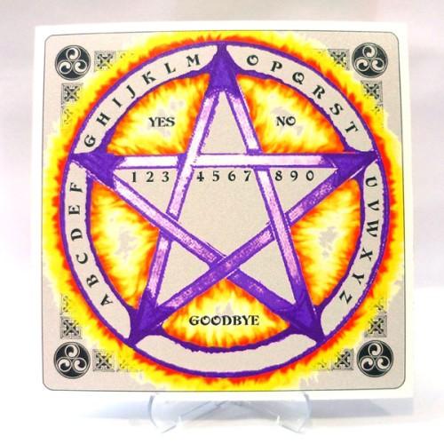 Sarkaç Kurulu - Pentagramlı Model 1