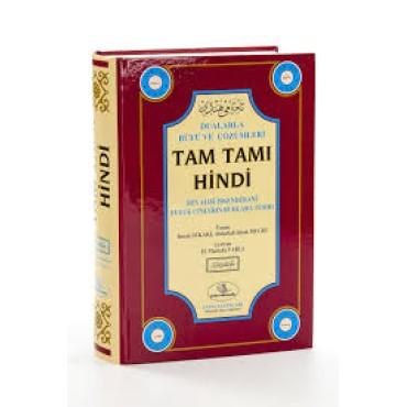 Tam Tamı Hindi - Dualarla Büyü ve Çözümleri