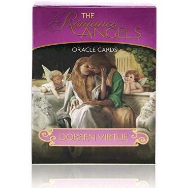 Aşk Melekleri Kartları - The Romance Angels Oracle Cards