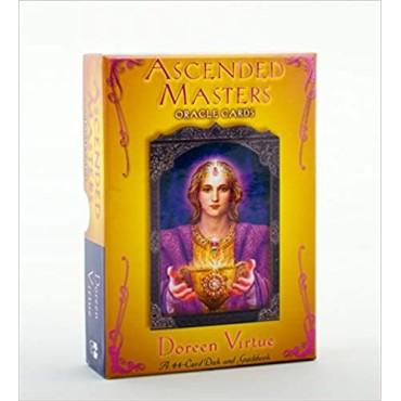 Ascended Masters Oracle Cards - Yükselmiş Üstatlar Destesi