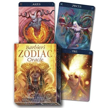 Barbieri Zodiac Oracle - Astroloji Destesi
