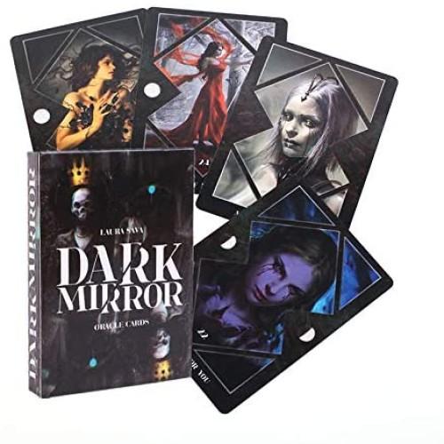 Dark Mirror Oracle - Gölge Aynası Destesi