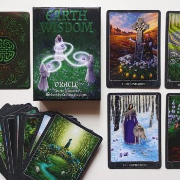 Earth Wisdom Oracle - Dünya Bilgeliği Destesi