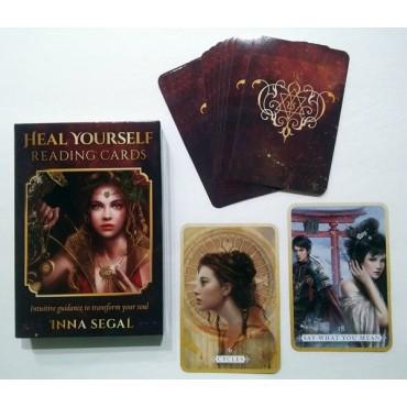 Heal YourSelf Reading Cards - Kartları Okuyarak Kendinizi İyileştirin
