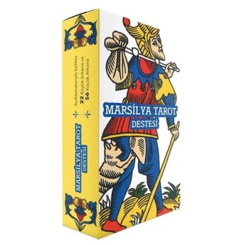 Marsilya Tarot Destesi
