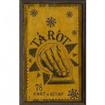Tarot Kitabı- 78 Kart-Kutulu
