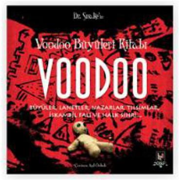 Voodoo Büyüleri Kitabı Dr.Snake