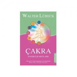 Çakra Enerji Kartları Walter Lubeck