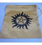 Tarot Kesesi Güneş Pentagram Modeli