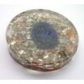 Lapis Lazuli Orgonit Disk- Üçüncü Göz Çakra