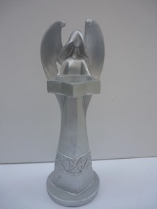 Melek Tealight Mumluk - Uzun