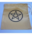 Tarot Kesesi Pentagram Modeli