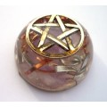Pentagramlı Ametist Orgonit