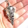 Pentagramlı Metal Sarkaç